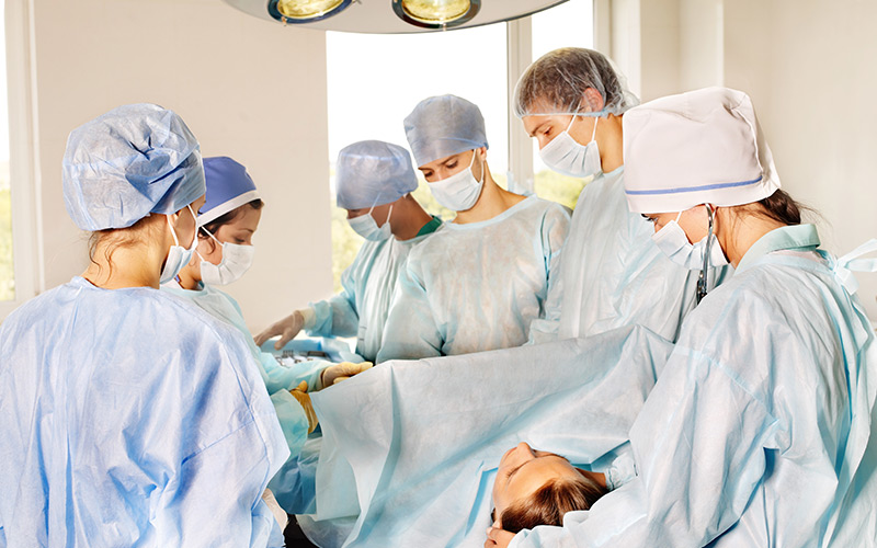 Back to mind experts perform groundbreaking surgery