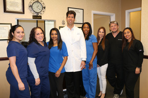 Coral Springs Chiropractor Team